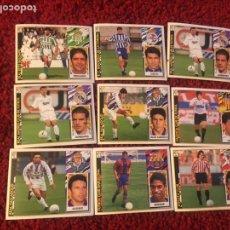 Cromos de Fútbol - Este sin pegar 1997 1998 este 97 98 Eusebio valladolid fichaje 7 - 111386711