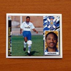 Cromos de Fútbol: TENERIFE - MOTAUNG - EDICIONES ESTE 1997-1998, 97-98 - NUNCA PEGADO. Lote 111570564
