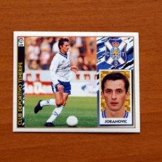Cromos de Fútbol: TENERIFE - JOKANOVIC - EDICIONES ESTE 1997-1998, 97-98 - NUNCA PEGADO. Lote 111572186
