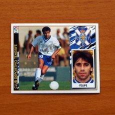 Cromos de Fútbol: TENERIFE - FELIPE - EDICIONES ESTE 1997-1998, 97-98 - NUNCA PEGADO. Lote 111572443
