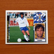 Cromos de Fútbol: TENERIFE - KODRO - EDICIONES ESTE 1997-1998, 97-98 - NUNCA PEGADO. Lote 111572796