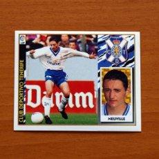 Cromos de Fútbol: TENERIFE - NEUVILLE - EDICIONES ESTE 1997-1998, 97-98 - NUNCA PEGADO. Lote 111572954
