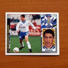 Cromos de Fútbol: TENERIFE - ROBAINA - EDICIONES ESTE 1997-1998, 97-98 - NUNCA PEGADO. Lote 111573092