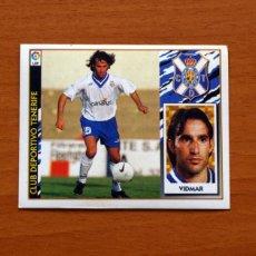 Cromos de Fútbol: TENERIFE - VIDMAR - EDICIONES ESTE 1997-1998, 97-98 - NUNCA PEGADO. Lote 111573263
