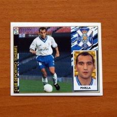 Cromos de Fútbol: TENERIFE - PINILLA - EDICIONES ESTE 1997-1998, 97-98 - NUNCA PEGADO. Lote 111573383