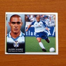 Cromos de Fútbol: TENERIFE - ALEXIS SUÁREZ - EDICIONES ESTE 1998-1999, 98-99 - NUNCA PEGADO. Lote 111576376
