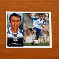 Cromos de Fútbol: TENERIFE - JUANELE - EDICIONES ESTE 1998-1999, 98-99 - NUNCA PEGADO. Lote 111578340