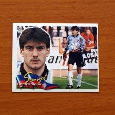 Cromos de Fútbol: OSASUNA - SANZOL - EDICIONES ESTE 2000-2001, 00-01 - NUNCA PEGADO. Lote 111595390