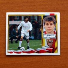 Cromos de Fútbol: SEVILLA - PRIETO - EDICIONES ESTE 1995-1996, 95-96 - NUNCA PEGADO. Lote 111655120