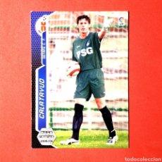 Cromos de Fútbol: MEGA CRACKS 2005/06 - (GETAFE) N°165 CALATAYUD. Lote 111668892