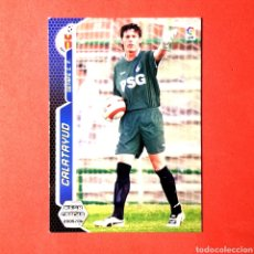 Cromos de Fútbol: MEGA CRACKS 2005/06 - (GETAFE) N°165 CALATAYUD. Lote 111668923