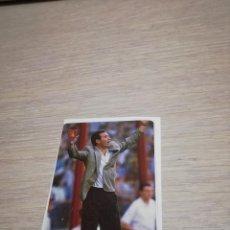 Cromos de Fútbol: CROMO CROMOS ALBUM MUNDICROMO LIGA FUTBOL 1995 1996 95 96 ZARAGOZA V.FERNANDEZ. Lote 111813191