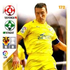 Cromos de Fútbol: 172 JOSICO - VILLARREAL C.F. - PLAY LIGA PANINI - 2007 2008 07 08. Lote 112168759