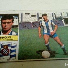Cromos de Fútbol: MÁRQUEZ ESTÉ 82-83 FICHAJES. Lote 112224823