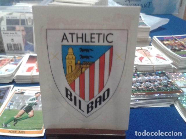 CROMO PANINI FUTBOL 92 - 93 NUNCA PEGADO ESCUDO ( ATHLETIC BILBAO ) Nº 3 (Coleccionismo Deportivo - Álbumes y Cromos de Deportes - Cromos de Fútbol)