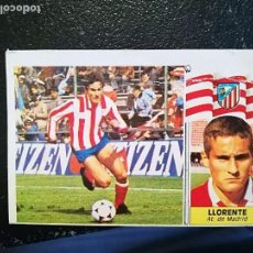 Cromos de Fútbol: ESTE 86/87 1986/87 LLORENTE VERSION PELO CORTO RECUPERADO DEL ALBUM. Lote 112687563