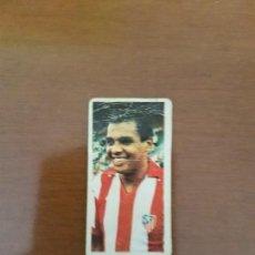 Cromos de Fútbol: LUIZ PEREIRA ESTE 75/76 DESPEGADO. Lote 112697023