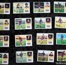 Cromos de Fútbol: 16 CROMOS - BARCELONA - LIGA 1973 1974. Lote 113071087