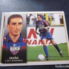 Cromos de Fútbol: ERAÑA COLOCA EXTREMADURA LIGA 98 99 EDICIONES ESTE CROMO DESPEGADO VENTANILLA. Lote 113190311