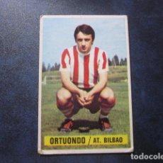 Cromos de Fútbol: ORTUONDO ATH. BILBAO COLOCA ALBUM LIGA ESTE 74 75 1974 1975 CROMO NUNCA PEGADO MIRAR FOTOGRAFIAS. Lote 113201951