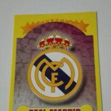 Cromos de Fútbol: CROMO ESCUDO REAL MADRID LIGA 99-00 PANINI. Lote 113291215