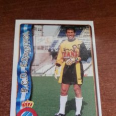 Cromos de Fútbol: MUNDICROMO FICHAS LIGA 96 - 97 1996 - 1997 CROMO ULTIMA HORA 58 OLMETA. Lote 113392411