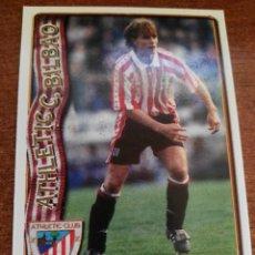 Cromos de Fútbol: MUNDICROMO FICHAS LIGA 96 - 97 1996 - 1997 CROMO ULTIMA HORA 233 KORTINA. Lote 113394247