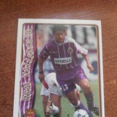 Cromos de Fútbol: MUNDICROMO FICHAS LIGA 96 - 97 1996 - 1997 CROMO ULTIMA HORA 287 SOTO. Lote 113394499