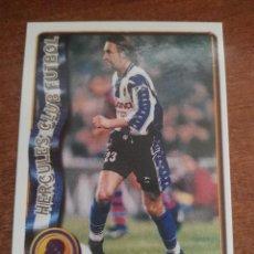 Cromos de Fútbol: MUNDICROMO FICHAS LIGA 96 - 97 1996 - 1997 CROMO ULTIMA HORA 349 MILJANOVIC. Lote 113394799