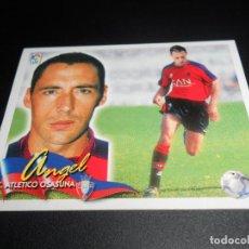 Cromos de Fútbol: COLOCA ANGEL OSASUNA CROMOS ALBUM EDICIONES ESTE LIGA FUTBOL 2000 2001 00 01. Lote 113398903