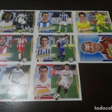 Cromos de Fútbol: 15 CROMOS MERCADO FICHAJES INVIERNO ACTUALIZACION ESTE 2010 2011 10 11. Lote 113403403