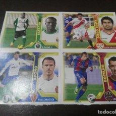 Cromos de Fútbol: 32 CROMOS MERCADO FICHAJES INVIERNO ACTUALIZACION ESTE 2011 2012 11 12 . Lote 113403579