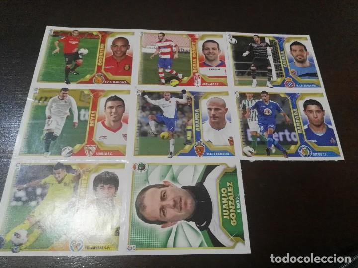 Cromos de Fútbol: 32 cromos MERCADO FICHAJES INVIERNO ACTUALIZACION ESTE 2011 2012 11 12 - Foto 5 - 113403579