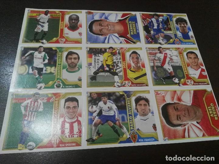 Cromos de Fútbol: 32 cromos MERCADO FICHAJES INVIERNO ACTUALIZACION ESTE 2011 2012 11 12 - Foto 6 - 113403579