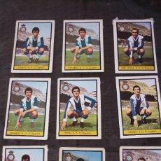 Cromos de Fútbol: FHER 72/73. ESPAÑOL. 50 CÉNTIMOS LA UNIDAD. Lote 113480199