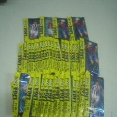 Cromos de Fútbol: FICHAS DE LA LIGA 2004 - 48 SOBRES SIN ABRIR. Lote 113920523