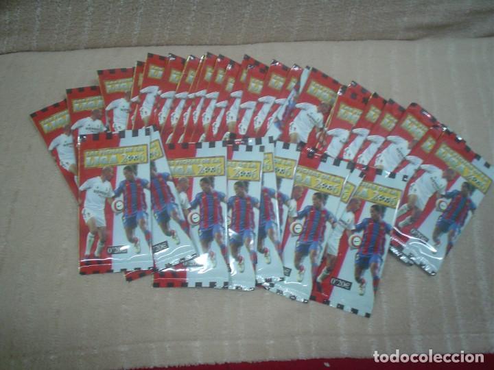 FICHAS DE LA LIGA 2006 - 36 SOBRES SIN ABRIR (Coleccionismo Deportivo - Álbumes y Cromos de Deportes - Cromos de Fútbol)
