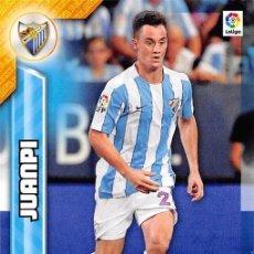 Cromos de Fútbol: 368 JUANPI MALAGA MEGACRACKS 16/17. Lote 113981007