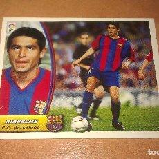Cromos de Fútbol: CROMO LIGA FUTBOL ESTE 2003 2004 03 04 BAJA RIQUELME DEL F.C. BARCELONA - 2003/04 03/04 -. Lote 258210120