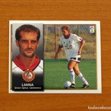 Cromos de Fútbol: SALAMANCA - LANNA - EDICIONES ESTE 1998-1999, 98-99 - NUNCA PEGADO. Lote 114548402