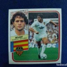 Cromos de Fútbol: 89/90 ESTE. NUNCA PEGADO BAJA VALENCIA REVERT . Lote 114583691