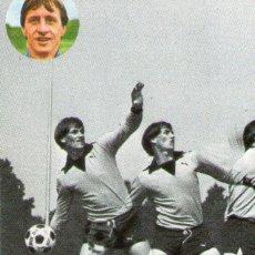 Cromos de Fútbol: APRENDE A JUGAR A FÚTBOL CON JOHAN CRUYFF - CROMO Nº 269 - GEPRODESA - NUNCA PEGADO.. Lote 114617095