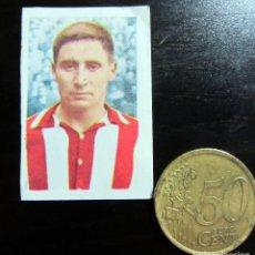 Cromos de Fútbol: CAMPEONATOS NACIONALES DE FUTBOL 1964 - R. ROMERO - AT. BILBAO - Nº 159 PLACIDO - NUNCA PEGADO. Lote 114838579