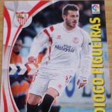 Cromos de Fútbol: 438 DIOGO FIGUEIRAS SEVILLA MEGACRACKS 15/16. Lote 115001867