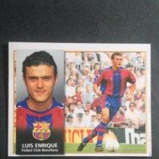 Cromos de Fútbol: LUIS ENRIQUE BARCELONA ESTE 98 99. Lote 115344251