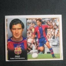 Cromos de Fútbol: FIGO BARCELONA ESTE 98 99. Lote 115344271