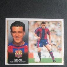 Cromos de Fútbol: OSCAR BARCELONA ESTE 98 99. Lote 115344391