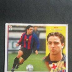 Cromos de Fútbol: XAVI BARCELONA ESTE 02 03. Lote 115344451