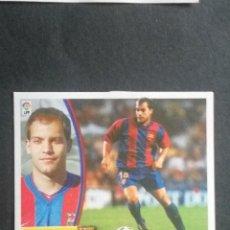 Cromos de Fútbol: GABRI BARCELONA ESTE 03 04. Lote 115344511
