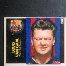 Cromos de Fútbol: VAN GAAL BARCELONA ESTE 98 99. Lote 115344591